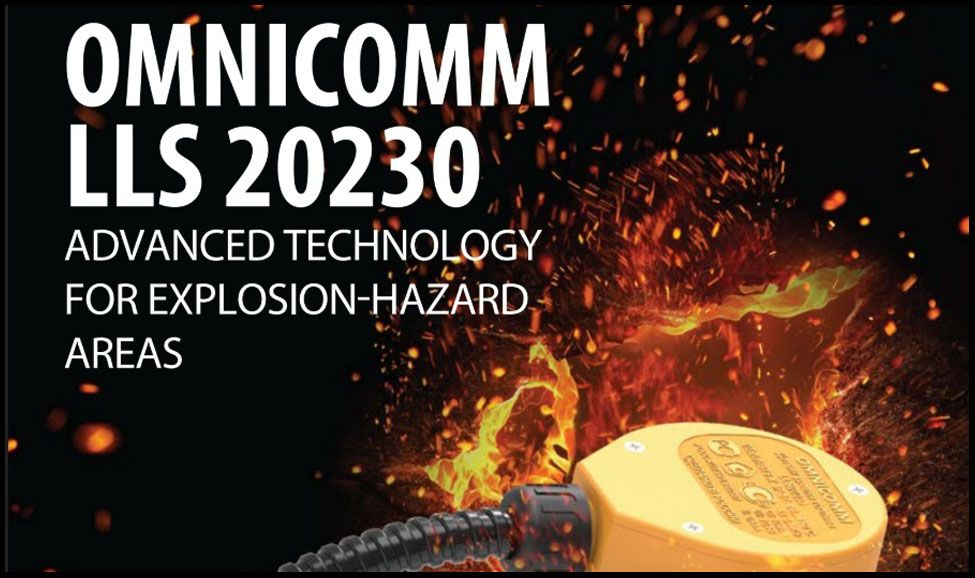 OMNICOMM LLS20230. Advanced Technology for Explosion-hazard Areas