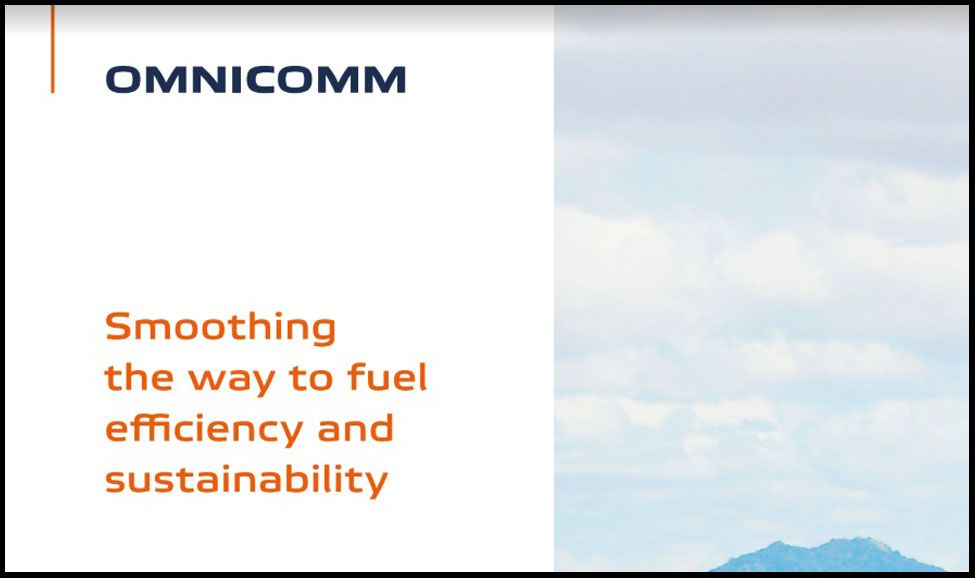 Smoothing  the way to fuel efficiency and sustainability. Case Study