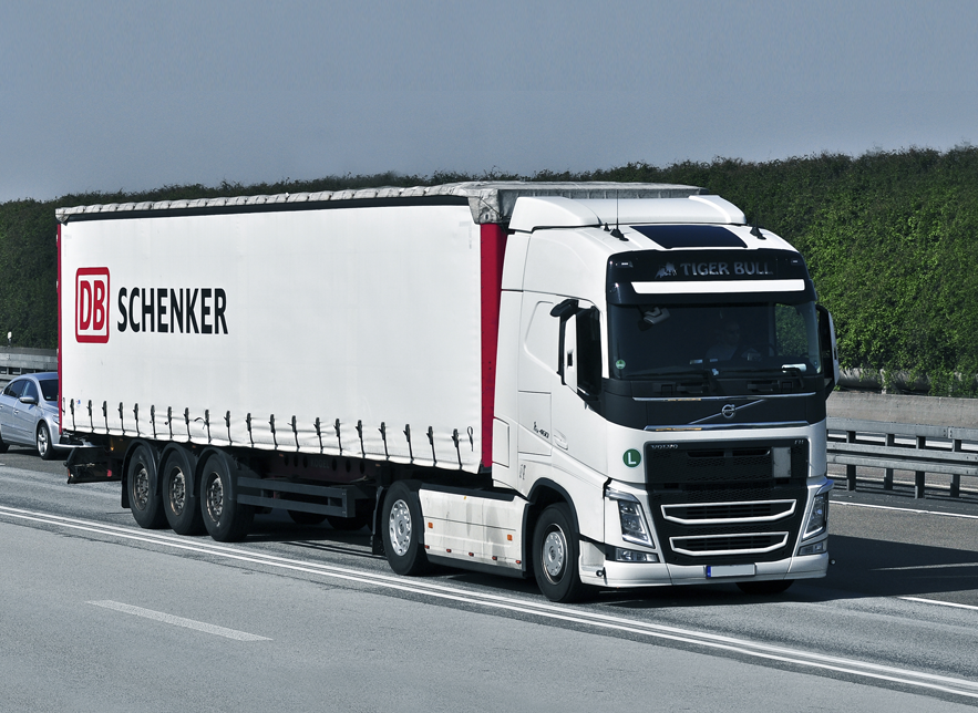 DB SCHENKER: WE DELIVER JUST IN TIME