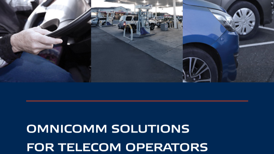 ​​OMNICOMM Solution for Telecom Operators