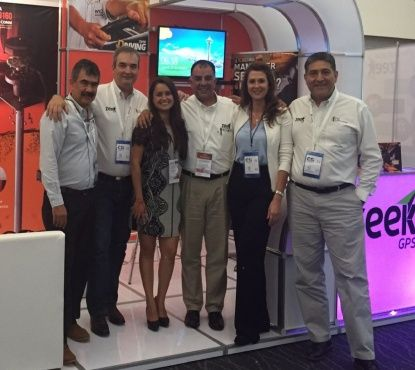 Omnicomm shares fuel monitoring expertise at Top Flotillas in Mexico