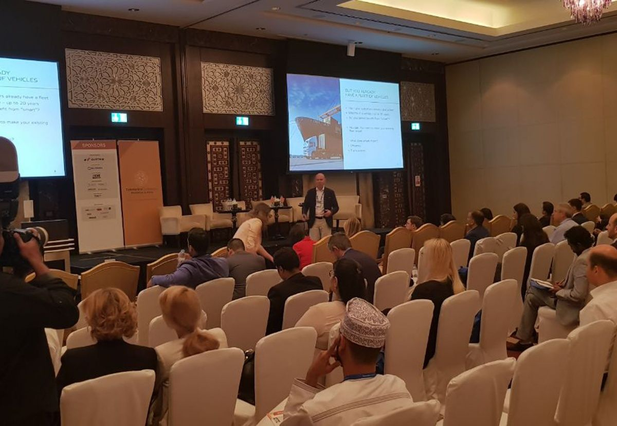 Dubai Telematics Conference