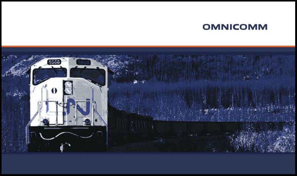 OMNICOMM Offer for Railroads. Whitepaper