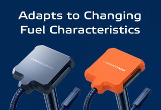 Adapts to Changing Fuel Characteristics