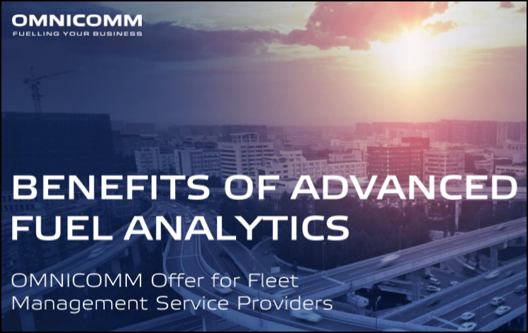 OMNICOMM Offer for Fleet Management Service Providers Presentation