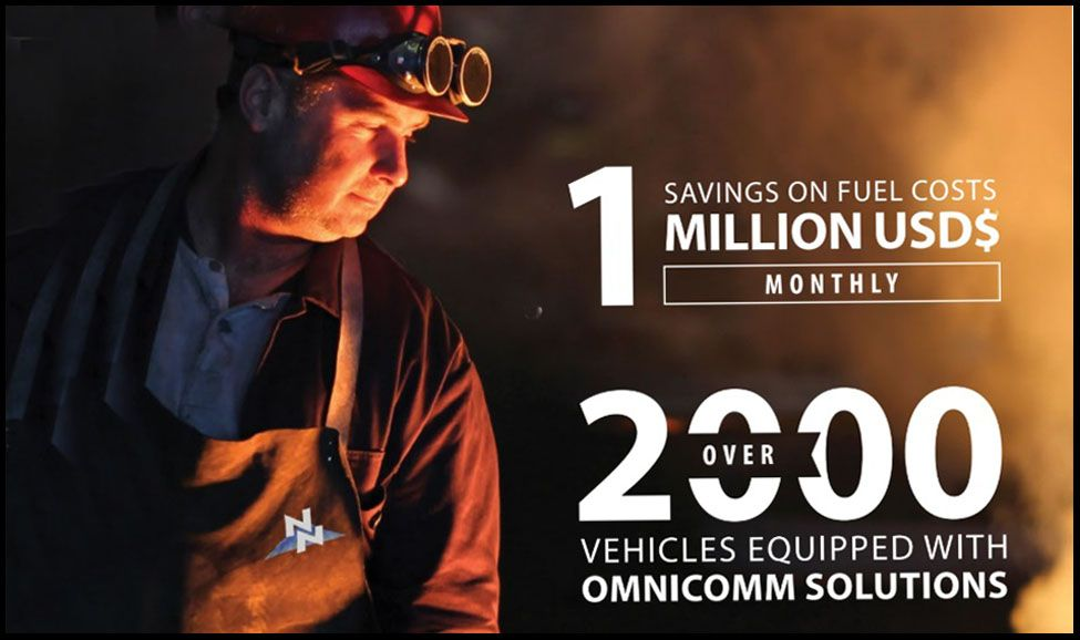 Norilsk Nickel Chooses OMNICOMM for Total Fleet Control. Case Study