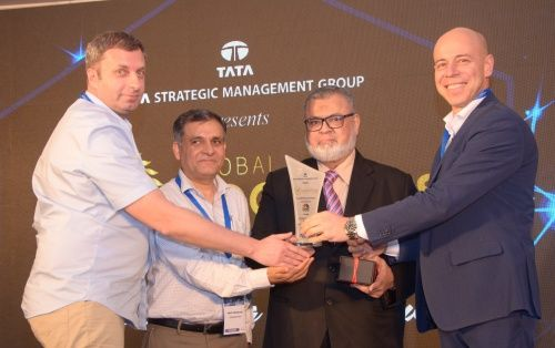 Omnicomm fuel & fleet management technologies recognized as the best IoT solution of the year of Mumbai Global Logistic Conference