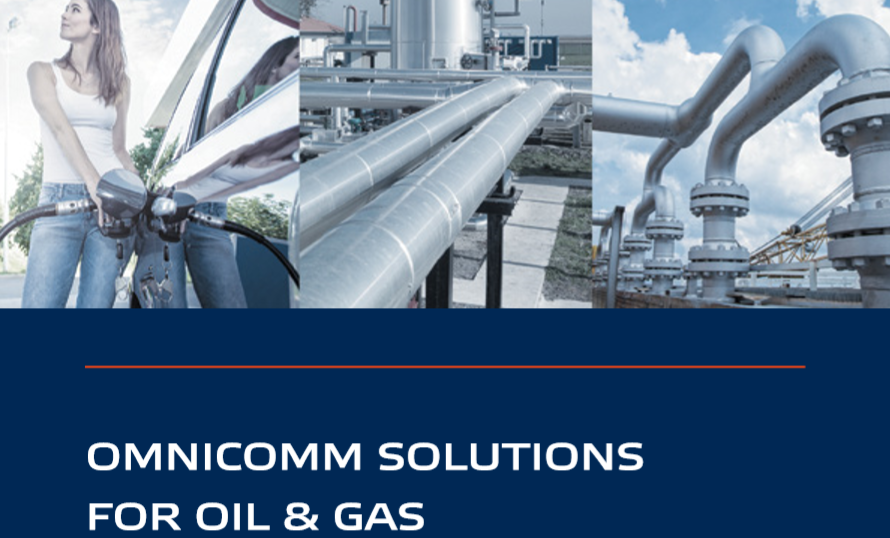 ​OMNICOMM Solution for Oil & Gas Companies