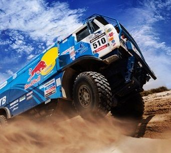 Omnicomm equipment in the Dakar Rally 2014 - 2015