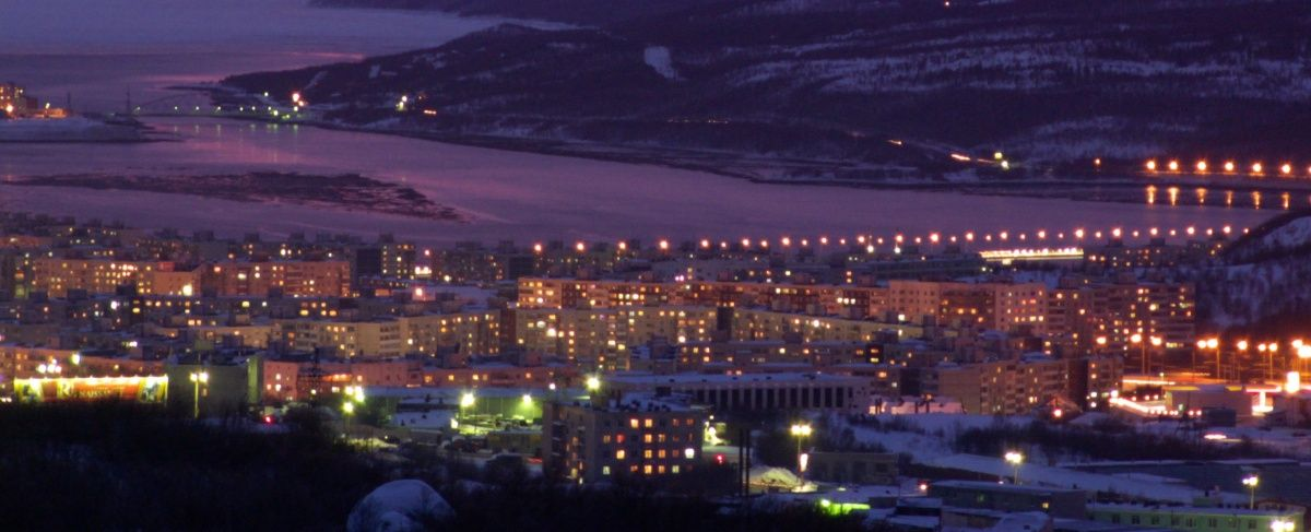 Murmansk Commercial Seaport
