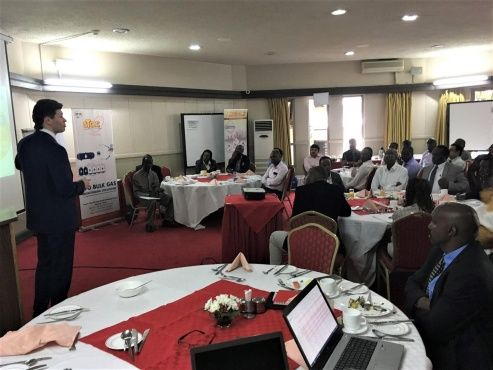 Partner Seminars in Kenya Bring In New Contracts